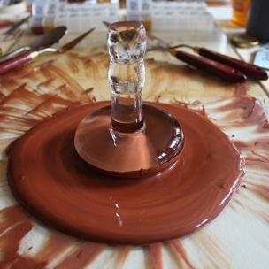 Mixing pigment