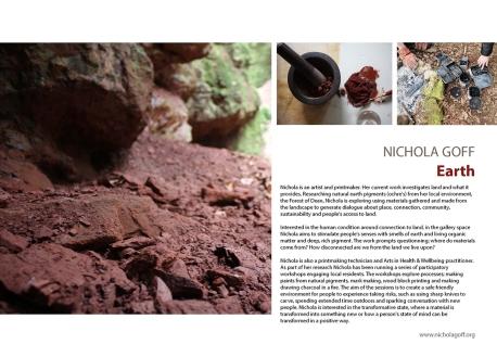 Nichola Goff catalogue page, makers dozen web