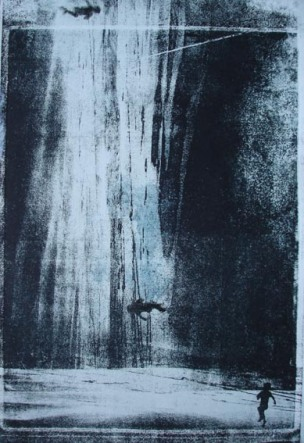 Running in Circles (Lithograph, 42cm x 29cm)