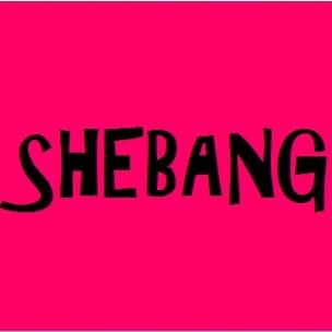 SHEBANG Logo
