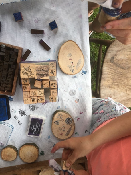 Twt Beech wood craft fair 1